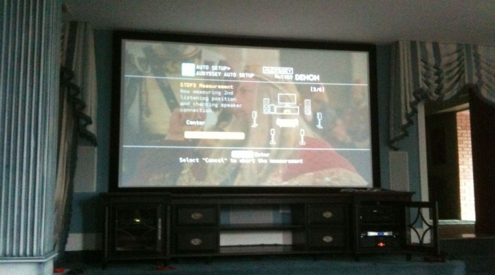 Home Theater Installation NYC