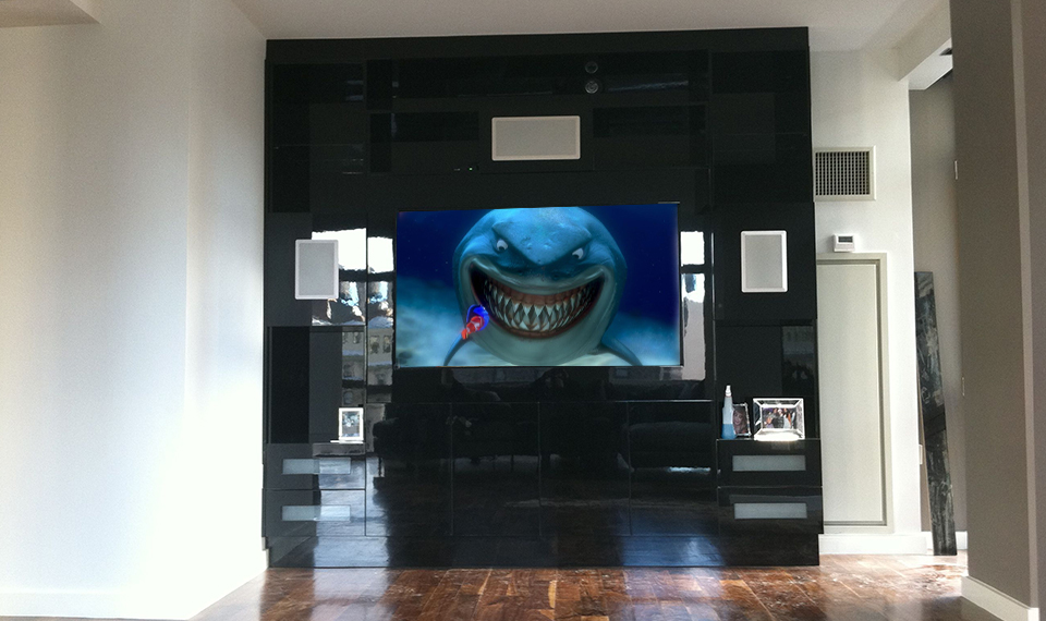 Custom Tv Installation Surround Sound