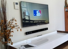 TV Installation NYC With Soundbar
