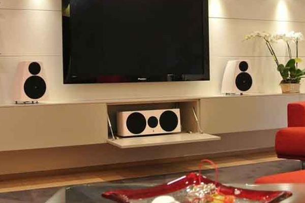 simple home theater setup images galleries with a bite. Black Bedroom Furniture Sets. Home Design Ideas